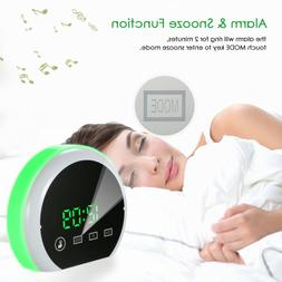 1pc Digital Multi-funtional Alarm Clock with Temperature for