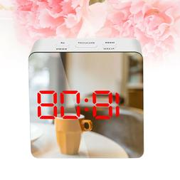 1Pc Multi-funtional Alarm Clock with Temperature for Bedroom