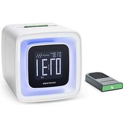 Sensorwake 2 - Sense Awakening Alarm Clock  - Scent + Sight