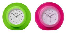 25302 Equity by La Crosse Battery Powered Analog Alarm Clock