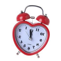 "3"" Alarm Clock for Heavy Sleeping, Twin Bell Movement Clocks"