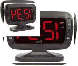 30017 display tilt clock