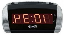 Equity by La Crosse 30240 Super Loud LED Alarm Clock, New