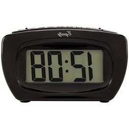 EQUITY 31015 Super-Load LCD Alarm Clock