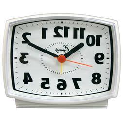 Equity 33100 Electric Analog Snooze Alarm Clock