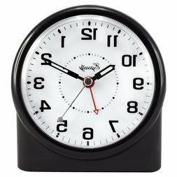 Elgin Quartz Analog Clock With Auto Sensor Backlight