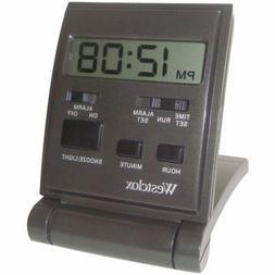 Westclox 47508B Travelmate Folding Alarm Clock