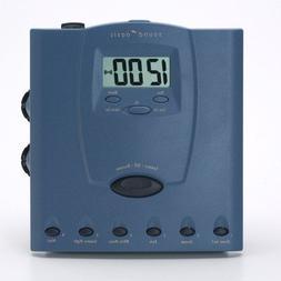 Sound Oasis S-560-03 Sleep Therapy System with Jumbo Alarm C