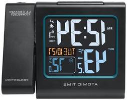 616 146 color projection alarm clock
