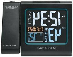 La Crosse Technology  616-146 Color Projection Alarm Clock w