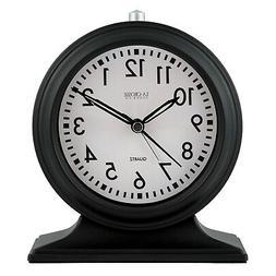 "617-3014 La Crosse Clock Company 5.7"" Decorative Tabletop An"