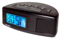 ".7"" LCD Alarm Clock"