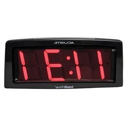 AcuRite 7-Inch Digital Alarm Clock