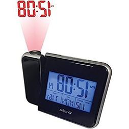 WESTCLOX 72027 Digital LCD Projection Alarm Clock