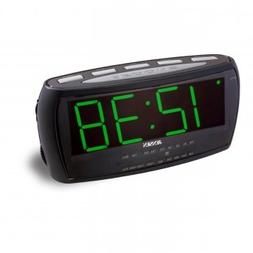 Jensen Jcr208 Am Fm Clock Radio