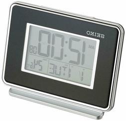 Seiko QHL068KLH Japanese Quartz Alarm Clock