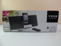 Sony RDPT50IPN Lightning iPad/iPhone/iPod Portable Speaker D