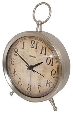 Westclox 49829V Big Ben Metal Case Decor Alarm Clock with Qu