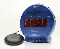 A Loud Alarm Clock Extra Noise for Bedroom Super Heavy Sleep