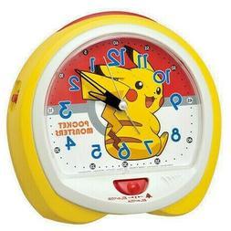 Seiko alarm clock 04: Pikachu