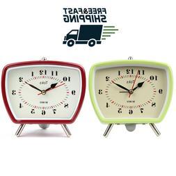 Alarm Clock 1950s Vintage Retro Inspired Analog Looks Like M