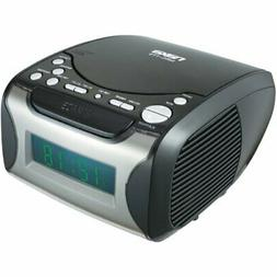 Naxa Digital Alarm Clock with Digital Tuning AM/FM Radio and