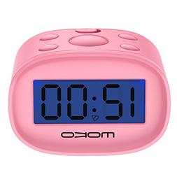 Sharp® Digital Travel Alarm Clock - SPC446i