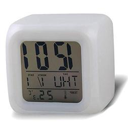 Sinfu® Alarm Clock For 1 PC Digital Alarm Thermometer Night