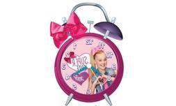 JoJo Siwa Alarm Clock Bell Alarm Girls Bedroom Clock Bow