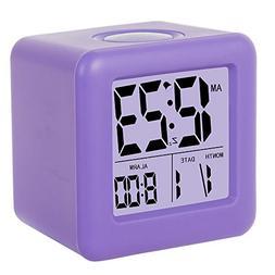 alarm clock cube soft silicon