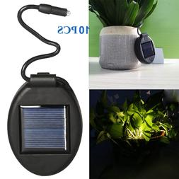 Alarm Clock Digital Wake Up Light With 6 Natural Sounds For