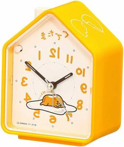 Seiko Alarm Clock - Gudetama Talking Analog Switchable Alarm