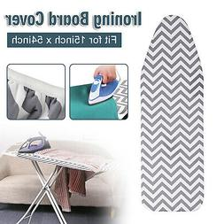 Ironing Board Cover Coated Thick Padding Heat Resistant And