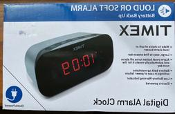 TIMEX ALARM CLOCK MODEL T121S BRAND NEW IN BOX. Easy to use