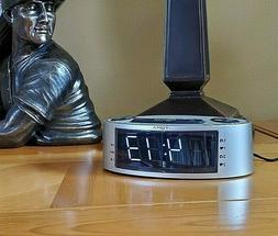 alarm clock radio fm radio small spaces