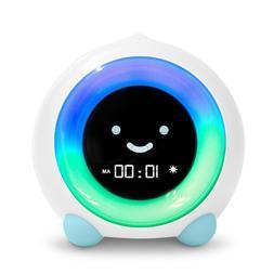 Alarm Clock Sound Machine Night Light Sleep Trainer Little H