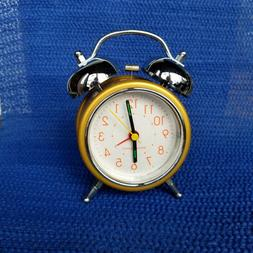 Alarm Clock T155B w Light Bell and Snooze