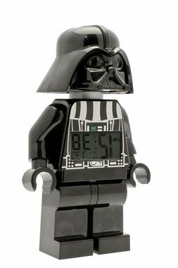 LEGO Alarm clock with light child with figurine of Darth Vad