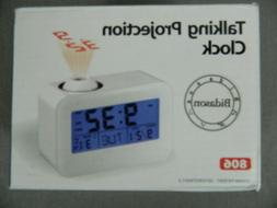 Alarm Clocks for Bedrooms, Bidason Cool Digital SProjection