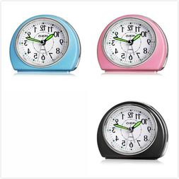 Alarm ClocksBattery Powered Travel Alarm Clock Snooze Nightl