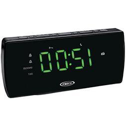 AM/FM Dual Alarm Clock Radio