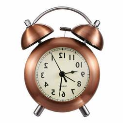 Analog Alarm Clocks - Loud Alarm Clock For Heavy Sleepers |
