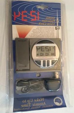 La Crosse Technology Atomic Projection Alarm Clock radio con