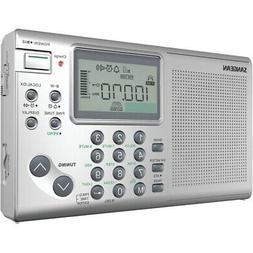 NEW SANGEAN ATS-405 Fm/mw/sw Stereo World Receiver
