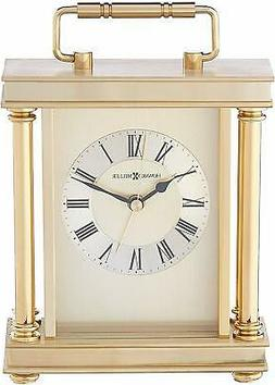 Howard Miller Audra Table Clock 645-584 – Brass Carriage &