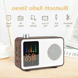 $AVE! *Miaboo Portable Bluetooth Speaker,FM Radio,Alarm Cloc