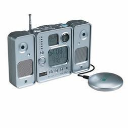 Oregon Scientific OR-BARM123 Digital Alarm Clock Radio