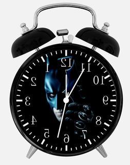 "Batman Alarm Desk Clock 3.75"" Home or Office Decor X16 Nice"