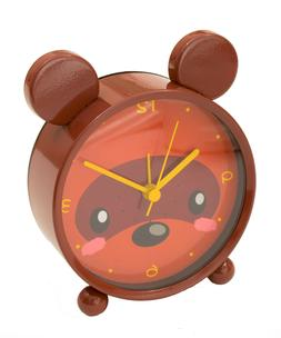 Bear Small Animal Table Clock 4X1.5X5