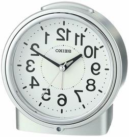 Seiko Bedside Alarm Japanese Quartz Alarm Clock QHE117SLH NE
